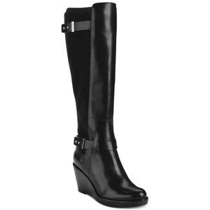 Cole Haan Fulton Wedge Boots with Nike Air Size 9